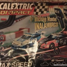 Scalextric: SCALEXTRIC COMPACT MAX SPEED. Lote 216937098