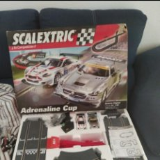 Scalextric: CIRCUITO COMPLETO SCALEXTRIC ADRENALINE CUP, VER FOTOS.. Lote 217690411