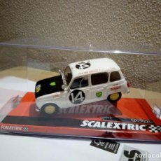 Scalextric: SCALEXTRIC A10192S300 RENAULT 4L EAST AFRICAN. Lote 219019292