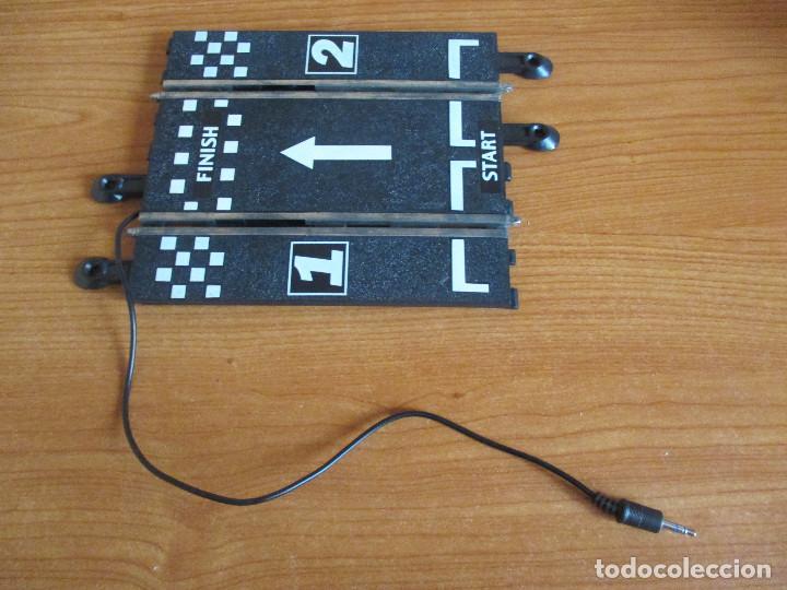 SCALEXTRIC TECNITOYS: 1 PISTA SALIDA / META CONEXION (Juguetes - Slot Cars - Scalextric Pistas y Accesorios)