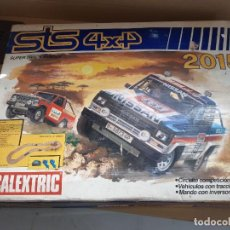Scalextric: ANTIGUO SCALEXTRIC STS 4X4 2015. Lote 220563657
