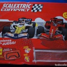 Scalextric: JUEGO DE SCALEXTRI SIN ESTRENAR LEFALTAN LOS COCHES. Lote 221164010