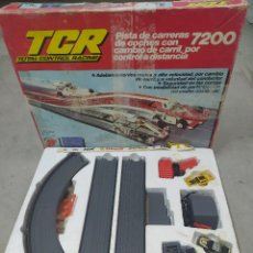 Scalextric: TCR 7200. Lote 221419528