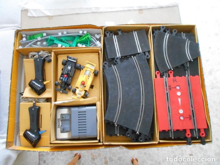 SCALEXTRIC MODELO GP 35 (Juguetes - Slot Cars - Scalextric Pistas y Accesorios)