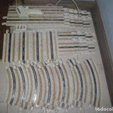 Scalextric: PISTAS EFECTO NIEVE SCALEXTRIC. Lote 221603010