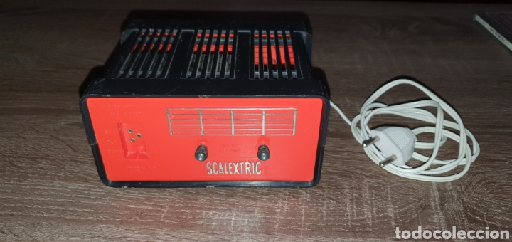 Scalextric: SCALEXTRIC TRANSFORMADOR RECTIFICADOR VINTAGE - Foto 2 - 221770635