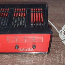 Scalextric: SCALEXTRIC TRANSFORMADOR RECTIFICADOR VINTAGE. Lote 221770635