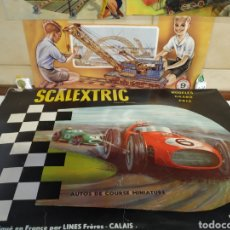 Scalextric: SCALEXTRIC GRAN PRIX TRI-ANG. Lote 222006086