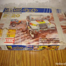 Scalextric: SCALEXTRIC CIRCUITO STS 4X4 2020 VER FOTOS. Lote 222045906