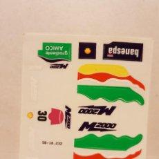 Scalextric: PEGATINA COCHE SCALEXTRIC. Lote 225321985