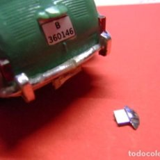 Scalextric: SCALEXTRIC SEAT 600 ACCESORIO LUZ MATRICULA. Lote 261358760