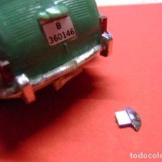 Scalextric: SCALEXTRIC SEAT 600 ACCESORIO LUZ MATRICULA. Lote 261358760