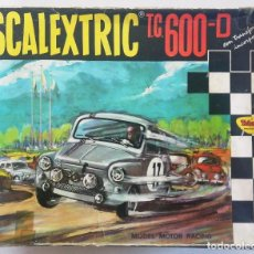 Scalextric: SCALEXTRIC LOTE TC 600-D. Lote 227727835