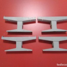 Scalextric: X4 ELEVADORES PUENTE SCALEXTRIC. Lote 227964125