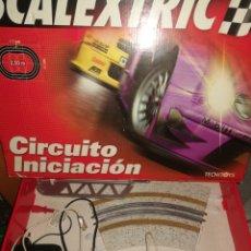 Scalextric: CIRCUITO INICIACION. Lote 232030065