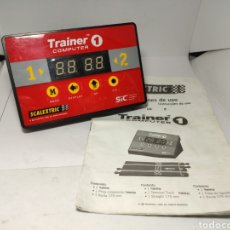 Scalextric: SCALEXTRIC TRAINER COMPUTER 1 TECNITOYS. Lote 232272205