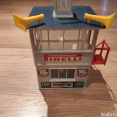 Scalextric: SUPERSLOT TORRE DE CONTROL SCALEXTRIC UK. Lote 232332000