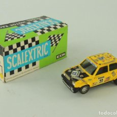 Scalextric: SCALEXTRIC RENAULT 5 COPA REFERENCIA 4058 CON CAJA. Lote 235087890
