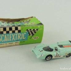 Scalextric: COCHE DEPORTIVO SCALEXTRIC. MODELO PORSCHE 917, REFERENCIA C 46. Lote 235087935