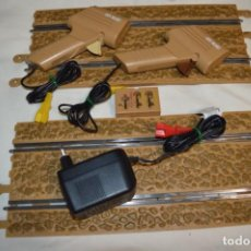 Scalextric: OFF ROAD / LOTE PISTAS / ACCEOSRIOS OFF ROAD / SCALEXTRIC TECNITOYS - ¡MIRA FOTOS/DETALLES!. Lote 235363870