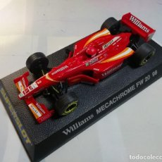 Scalextric: SUPERSLOT SCALEXTRIC WILLIAMS MECACHROME FW20 98. Lote 236837675