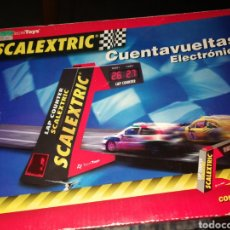 Scalextric: CUENTAVUELTAS ELECTRONICO SCALEXTRIC. Lote 237578625