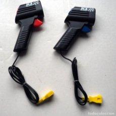 Scalextric: 2 MANDOS SCALEXTRIC COMPACT DE MOTO. Lote 238499255
