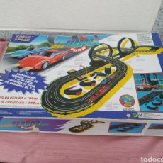 Scalextric: CIRCUITO SLOT SUPER SPEED. Lote 240485280