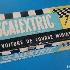 Scalextric: CAJA VACIA AUSTIN HEALEY 3000 C74 SCALEXTRIC FR. Lote 242881390