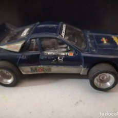 Scalextric: LANCIA RALLY 037 REF. 4073 / 4074 - SCALEXTRIC -. Lote 242921580