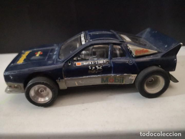 Scalextric: LANCIA RALLY 037 REF. 4073 / 4074 - SCALEXTRIC - - Foto 3 - 242921580