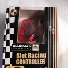 Scalextric: SCALEXTRIC MANDO MRRC SLOT RACING CONTROLLER CLUBMAN SPECIAL NUEVO. Lote 244696155