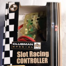 Scalextric: SCALEXTRIC MANDO MRRC SLOT RACING CONTROLER CLUBMAN SPECIAL NUEVO. Lote 244696770