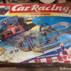 Scalextric: CAR RACING, SUPERLOOPING.. Lote 244851425