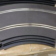 Scalextric: LOTE CON 4 CURVAS STANDARD SIN ESTRENAR DE SUPERSLOT - MODELO SUPERSPORT. Lote 245461460