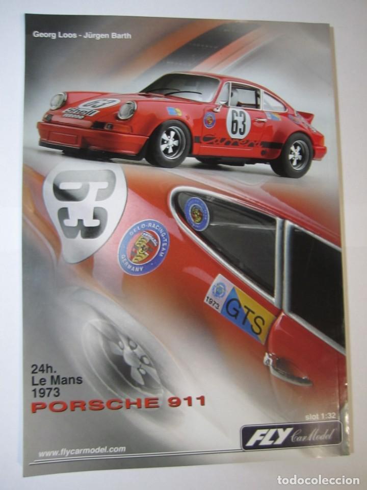 Scalextric: revista mas slot nº33 scalextric ninco porsche 911 - Foto 2 - 246556800