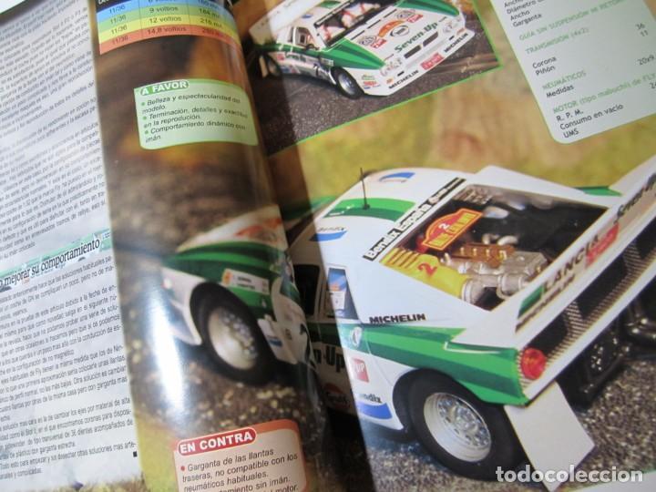 Scalextric: revista mas slot nº35 scalextric ninco lancia 037 nissan r390 - Foto 4 - 246559235