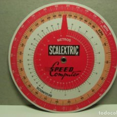 Scalextric: SCALEXTRIC. . SPEED COMPUTER.. Lote 246946820
