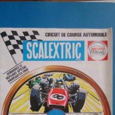 Scalextric: CATALOGO SCALEXTRIC FR. Lote 248761895