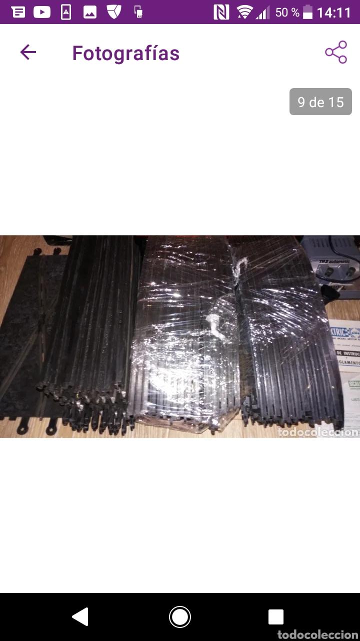 Scalextric: Gran lote scalextric variado caja gp 66 pistas documentos accesorios transformadores, no probado - Foto 8 - 249301230