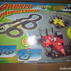 Scalextric: CIRCUITO TIPO SCALEXTRIC. Lote 250304175