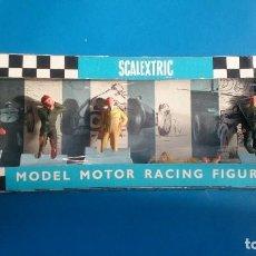 Scalextric: CAJA FIGURAS SCALEXTRIC TRI-ANG F300. Lote 253300010