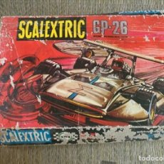 Scalextric: SCALEXTRIC GP-26. Lote 253414560