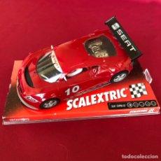 Scalextric: SCALEXTRIC SEAT CUPRA GT. Lote 254019250