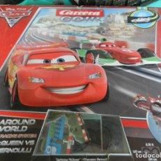 Scalextric: CARRERA GO!!! - DISNEY PIXAR CARS 2 - CAJA ORIGINAL - VER FOTOS - VER DESCRIPCIÓN.. Lote 254267405