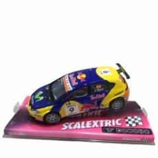 Scalextric: SCALEXTRIC-SEAT LEON WTCC. Lote 254522045