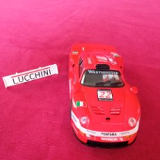 Scalextric: COCHE SCALEXTRIC PORSCHE GT1 FABRICACIÓN EN ESPAÑA. Lote 257686455
