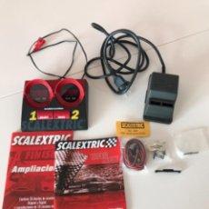 Scalextric: LOTE SCALEXTRIC - REPUESTOS Y ACCESORIOS. ¡VER FOTOS!. Lote 260049530