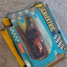 Scalextric: PIEZAS SCALEXTRIC. Lote 260988020