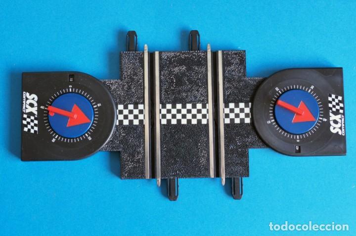 PISTA CUENTAS VUELTAS SCALEXTRIC COMPACT MOTO GP (Juguetes - Slot Cars - Scalextric Pistas y Accesorios)
